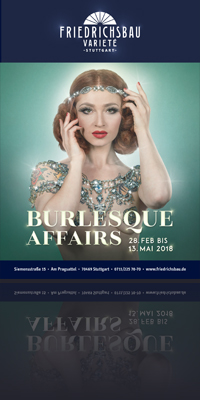 BURLESQUE AFFAIRS