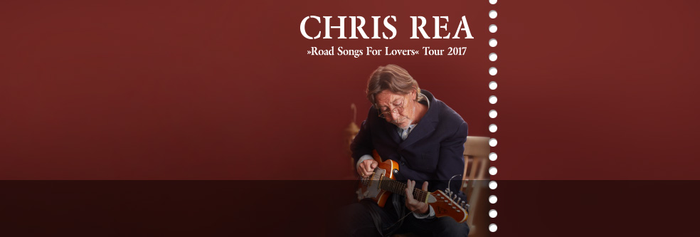 Chris Rea STUTTGART - Tickets