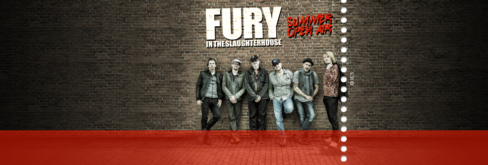 Fury in the Slaughterhouse - Summer Open...
