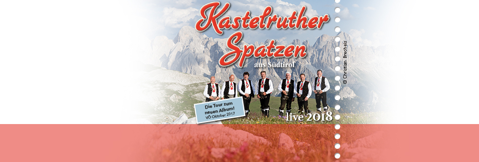 Kastelruther Spatzen REUTLINGEN - Tickets