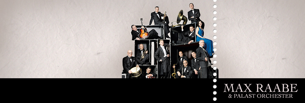 Max Raabe & Palast Orchester - Neues...