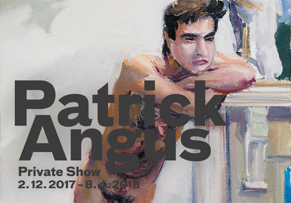 Patrick Angus. Private Show