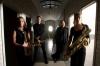 clair obscur saxophonquartett & Elisaveta Blumina - Klavier