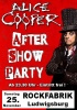 Alice Cooper After Show Party