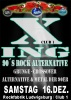 X-ING - Die 90´s Rock Alternative Night