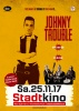 Johnny Trouble live