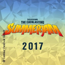 Summerjam Tickets