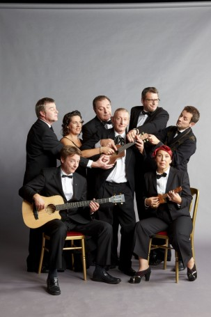 The Ukulele Orchestra of Great Britain: ...