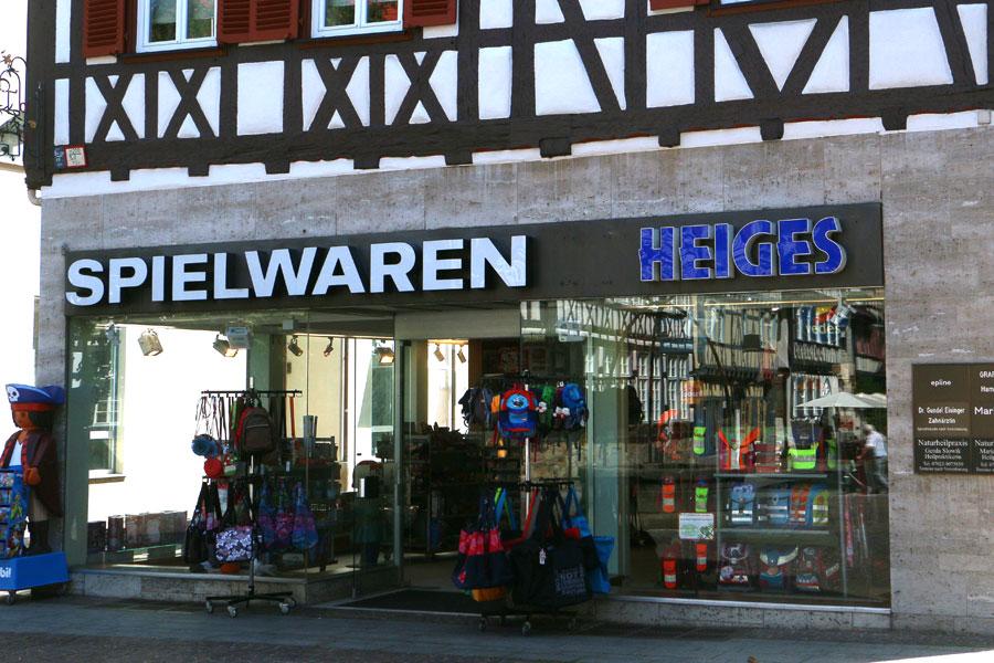 Spielwaren heiges in kirchheim teck