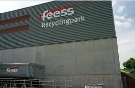 Recycling Feess Erdbau Nachhaltiges Wirtschaften Durch