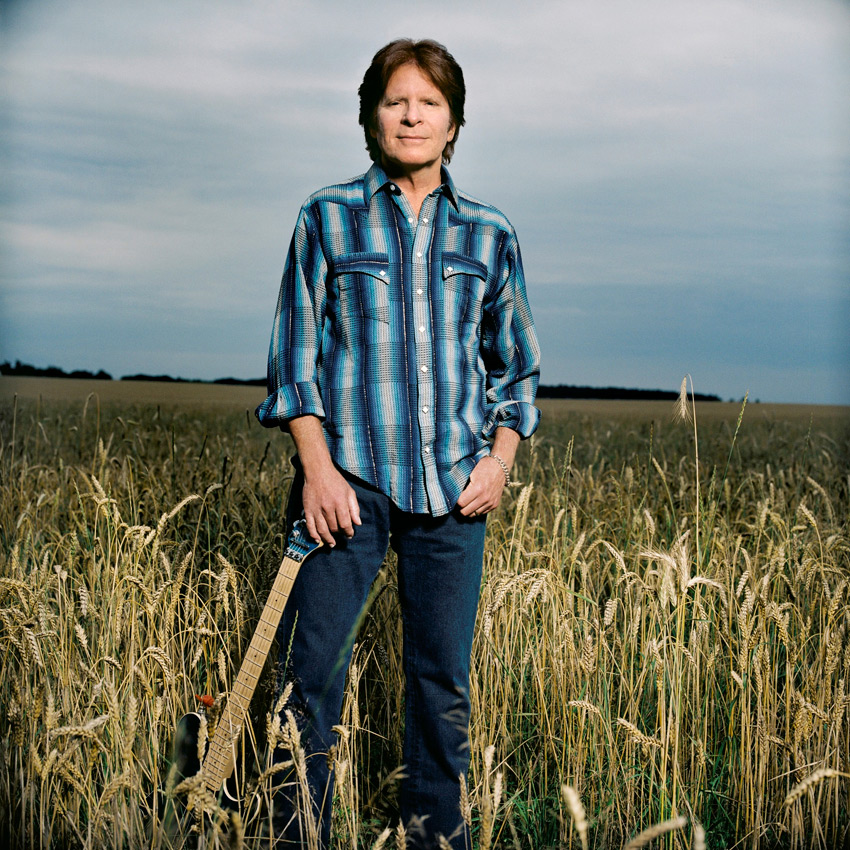 "JOHN FOGERTY ""My 50 Year Trip"""