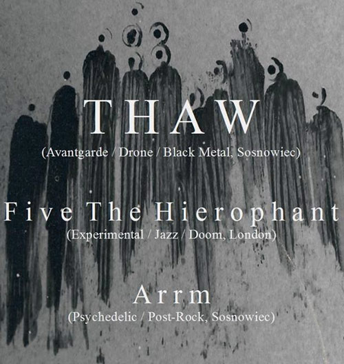 Thaw, Five The Hierophant, Arrm