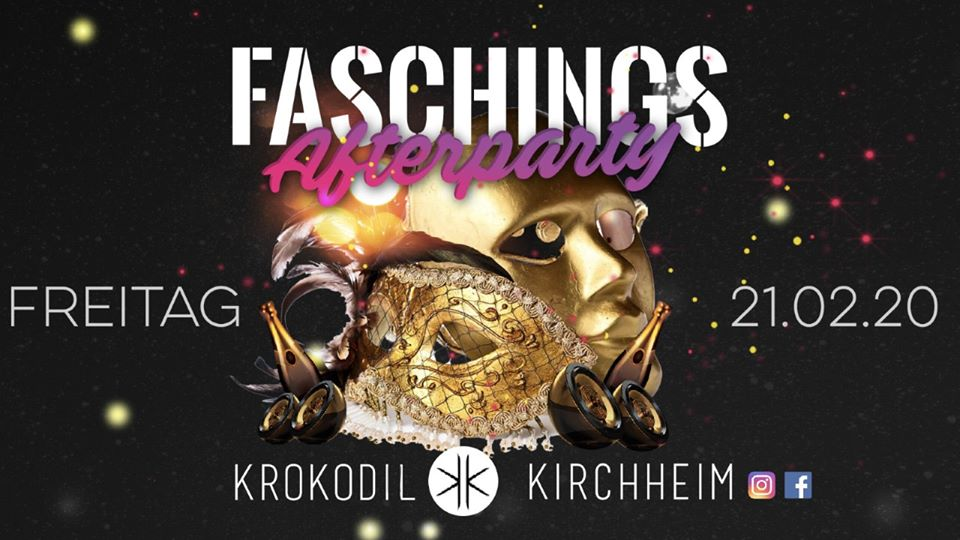 Faschings Afterparty