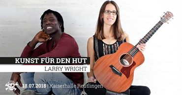 Kunst für den Hut | Larry Wright