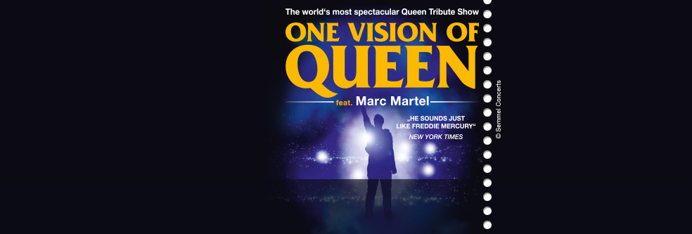 One Vision of Queen feat. Marc Martel ST…