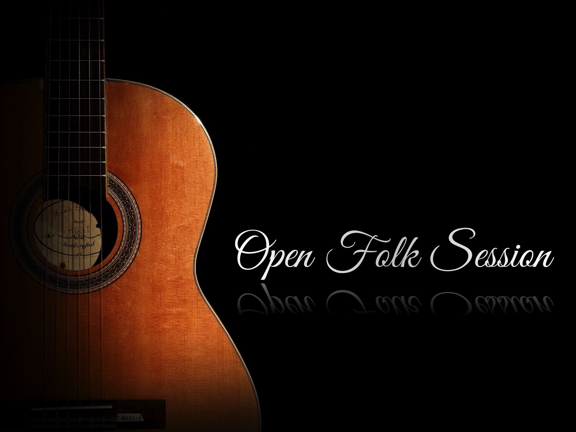 Open Folk Session