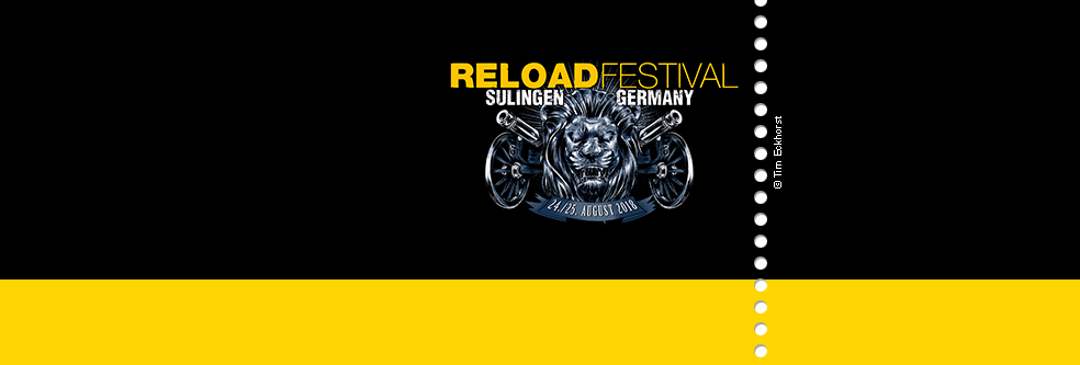 Reload Festival 2018 - Tickets