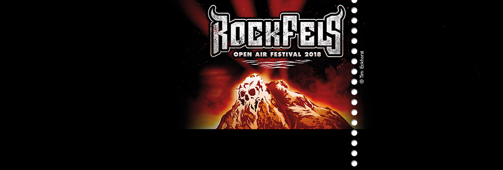 RockFels | 21. - 23. Juni 2018 - Tickets