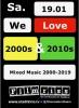 We Love 2000er & 2010er Music