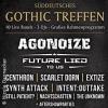 3. Süddeutsche Gothic Treffen Karlsruhe KARLSRUHE - Tickets