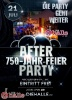 After 750 Jahr Feier Party