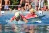 Badewannenrennen im Freibad Kirchhei