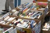 Bücherflohmarkt beim Maimarkt am Quadrium