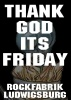 THANK GOD IT´S FRIDAY im Club 1
