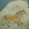 Steinzeitwerkstatt Malen auf Stein