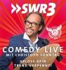 SWR3-Live-Comedyshow mit Christoph Sonntag