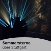 Sommersterne über Stuttgart