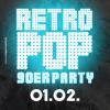 RETRO POP 90ER PARTY im OAK-Club