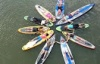 NEU in Esslingen: Stand Up- Paddling auf dem Neckar