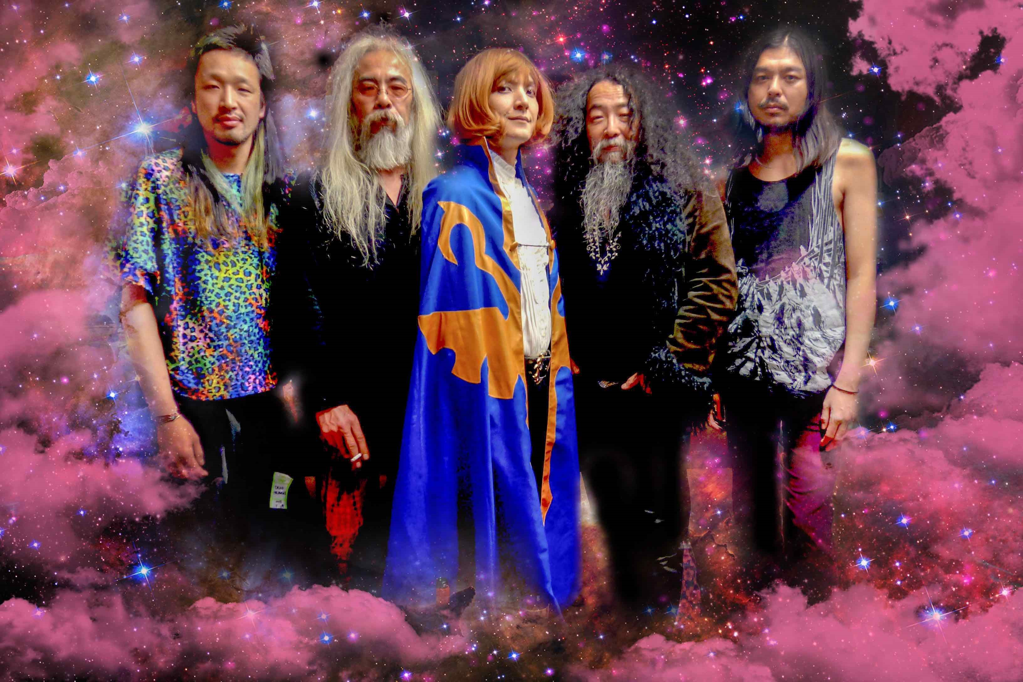 ACID MOTHERS TEMPLE (JP)