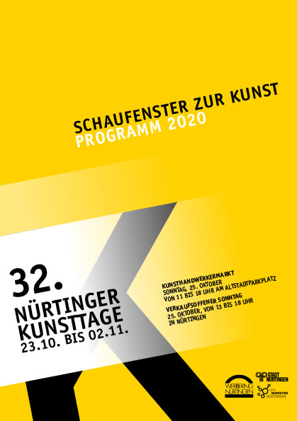 NÜRTINGER KUNSTTAGE