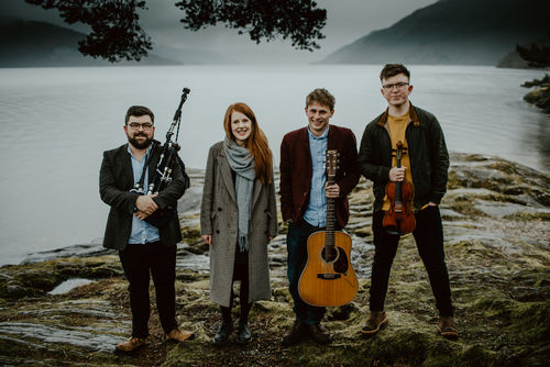 Young Scots Trad Awards Winner