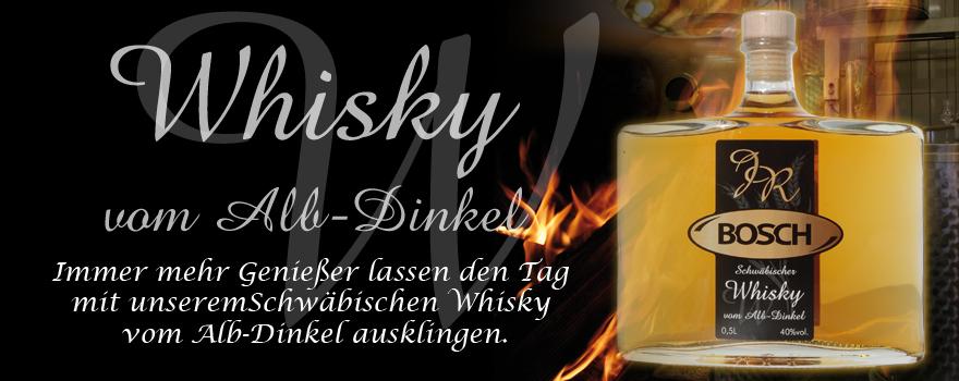 bosch whiskey