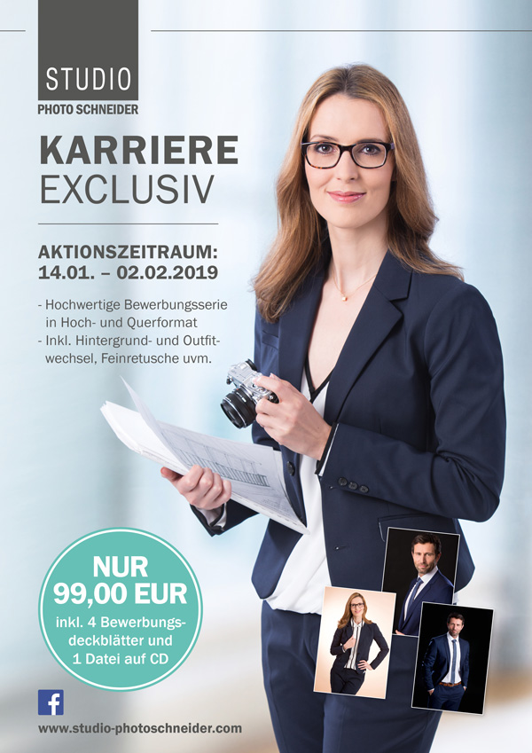 KARRIERE EXCLUSIV BILDER AKTION