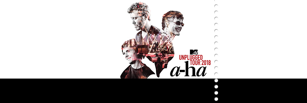 a ha unplugged tickets ticket