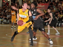 Pro A Play off Knights v. Essen  105:86 (JS)