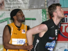 Pro A Play off Knights v. Essen 105:86 (JB)