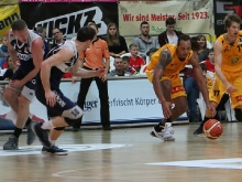 Knights vs. MLP Heidelberg 68:61