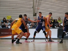 Knights vs. Paderborn 93:90